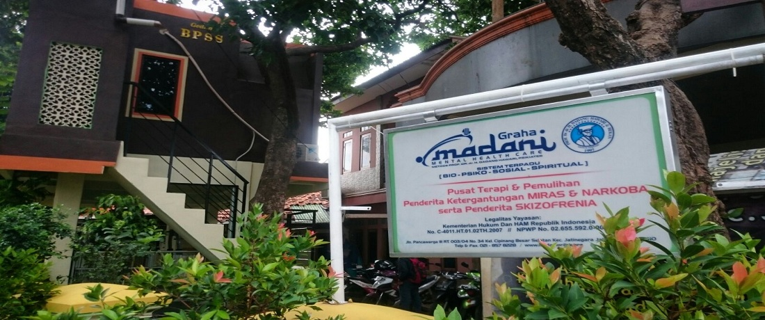 Pusat Rehabilitasi Madani Mental Health Care